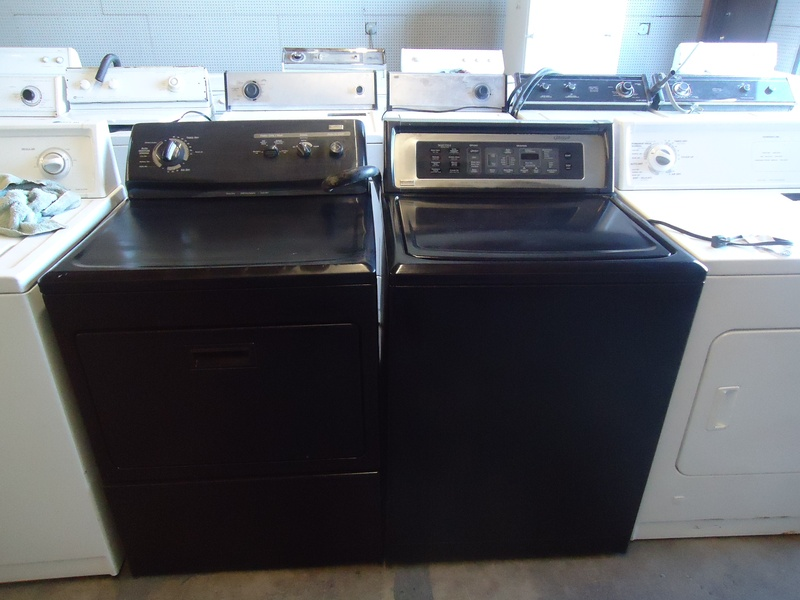 Kenmore elite black set