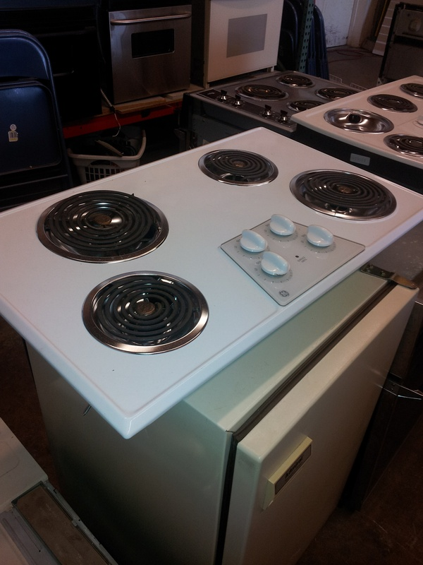 "36"" cooktops, gas or electric"