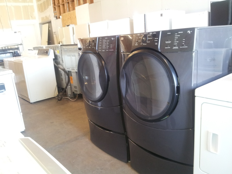 Kenmore elite front loaders