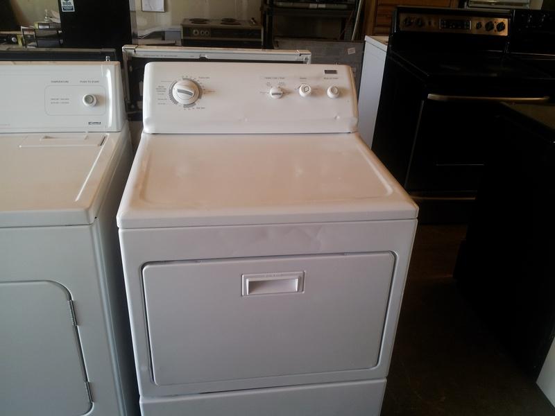 Kenmore newer dryer