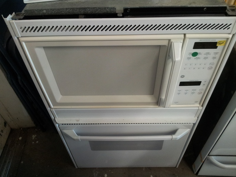 "27"" microwave wall oven combo"